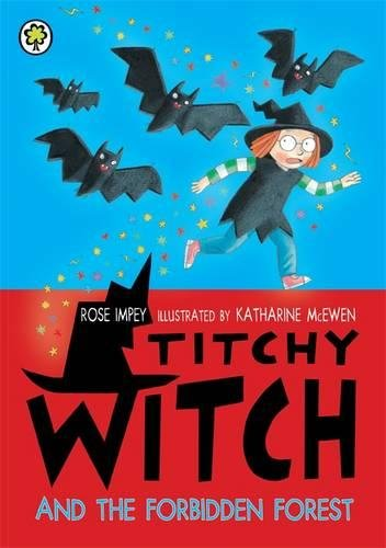 Titchy-witch and the Forbidden Forest