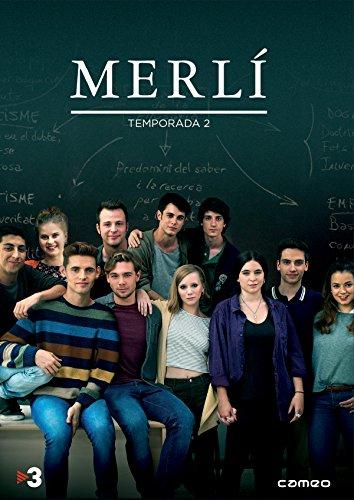 Merlí (MERLÍ - DVD - TEMPORADA 2, Spanien Import, siehe Details für Sprachen)