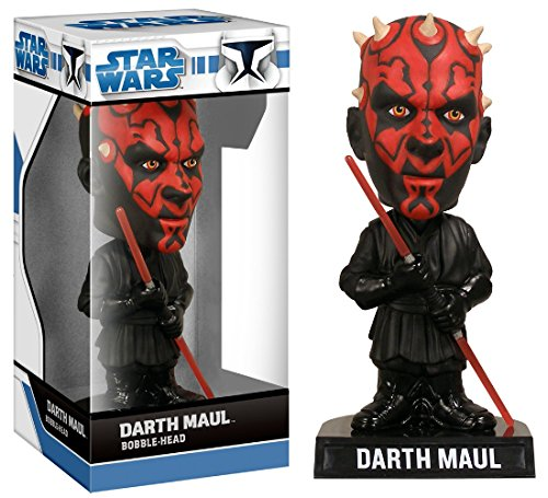 Star Wars Darth Maul Bobbing Head (japan import)