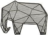 Kikkerland KKHH24 Range-Documents Mural ou à Poser Forme de Eléphant
