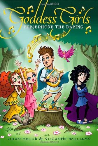 Persephone the Daring (Goddess Girls (Paperback))