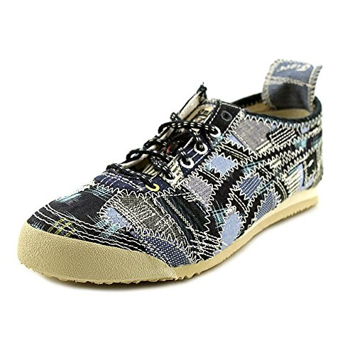 Onitsuka Tiger by Asics Mexico 66 Herren Stoff Turnschuhe India Ink/India Ink