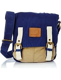 Deeluxe Jeff, Duffle bag - Bleu (Navy Blue), Taille Unique
