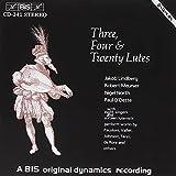 Three,Four & Twenty Lutes