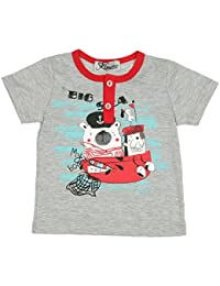 KiMex - Camiseta sin Mangas - para bebé niño
