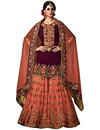 ETHNIC EMPORIUM Sharara Mujeres Musulmanas Vestido de Novia Traje de Anarkali  Traje de Fiesta Ropa Hombre 4d015fd6f29