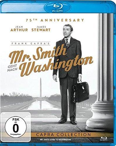 Bild von Mr. Smith geht nach Washington  (Mastered in 4K) [Blu-ray]
