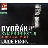 Dvorák: Symphonies 1-9 & Orchestral Works