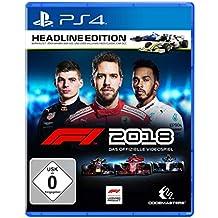 F1 2018 Headline Edition [Playstation 4]