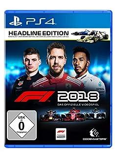 F1 2018 Headline Edition [Playstation 4] (B07D2XCJ5M)   Amazon Products