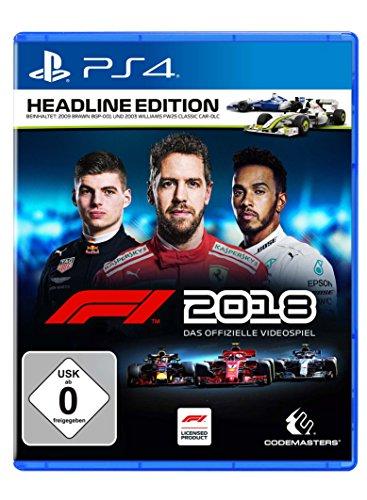 formel eins ps4 F1 2018 Headline Edition [Playstation 4]