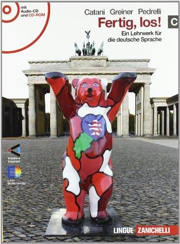 Fertig, los! Ein lehrwerk fur die deutsche spache. Per le Scuole superiori. Con CD Audio. Con CD-ROM. Con espansione online: 3