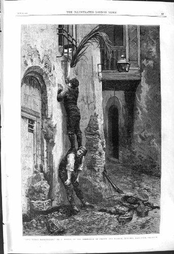 lamour-1868-sous-la-scne-romance-de-rue-de-fentre-de-chambre-de-difficults-worms-le-mail-de-cercueil