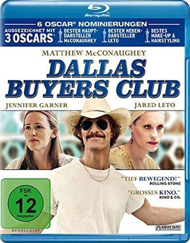 Bild von Dallas Buyers Club [Blu-ray]