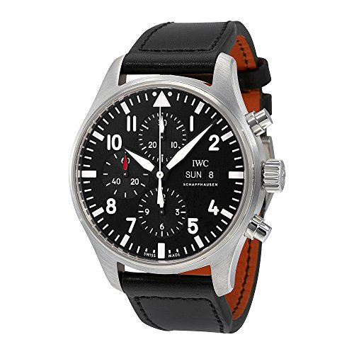 iwc-mens-43mm-black-leather-band-steel-case-s-sapphire-automatic-analog-watch-iw377709