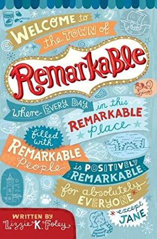 book cover of Remarkable