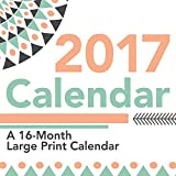 Trends International 2017 Wall Calendar, September 2016 - December 2017, 11.5 x 11.5, Large Print by Trends International (2016-07-01)