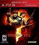 Best Capcom PS3 Games - Resident Evil 5 (PS3) Review