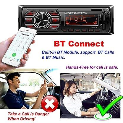 TekHome-Autoradio-mit-Bluetooth-Freisprecheinrichtung
