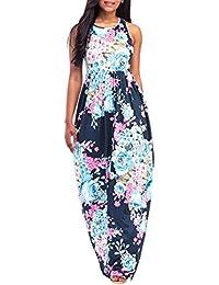 Amazon.it  vestiti donna eleganti da sera lunghi - 4121314031 ... 799fa6bb19b