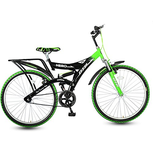 5. Hero Ranger DTB Steel Single Speed Mountain Bike