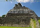 Maya-Ruinen von Xunantunich, Belize (Tischkalender 2020 DIN A5 quer): Ein beeindruckender Gang durch die Maya-Tempelstätte von Xunantunich in Belize (Monatskalender, 14 Seiten ) (CALVENDO Orte) -