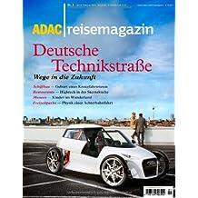 ADAC Reisemagazin Spezial Deutsche Technikstraße