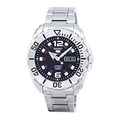 Seiko Reloj Analogico para Hombre de Automático con Correa en Acero Inoxidable SRPB33K1