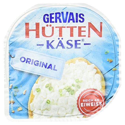 Gervais Hüttenkäse Original körniger Frischkäse, 200 g