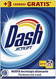 Dash Polvere Regolare 25 Misurini