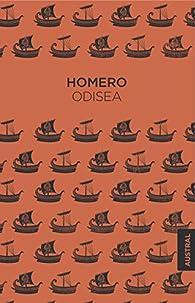 Odisea par  Homero