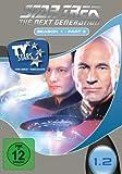 Star Trek - Next Generation - Season 1.2 (4 DVDs)