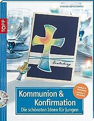 Kommunion und Konfirmation - Die schönsten Ideen für Jungen (kreativ.kompakt.)