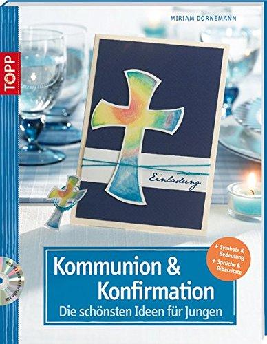 Kommunion und Konfirmation - Die schönsten Ideen für Jungen (kreativ.kompakt.) -