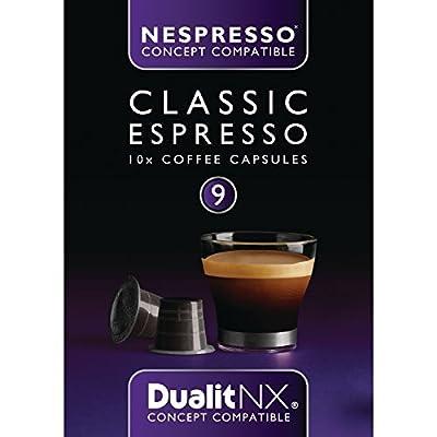 Dualit NX Capsules Classic Espresso Classic Espresso. Pack quantity: 120