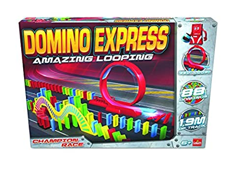 Goliath - 81007.012 - Domino Express Amazing Looping