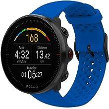 Polar Unisex Vantage M Multisport Watch, Blue, Medium/Large