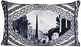 DESIGNERS GUILD City Design Bedruckte Kissenhülle Stoff Accent Kissen Fall Szenen City of Arles