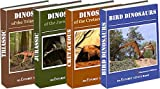 Dinosaurs: Triassic, Jurassic, Cretaceous &  Bird Dinosaurs (Dinosaur 4-Pack Picture Books (Vols 1-4)) (English Edition)