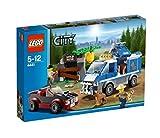 LEGO City 4441 - Polizeihundetransporter - LEGO