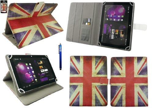 Emartbuy® ONDA V919 Air 9.7 Pollice Tablet PC Universale Serie Union Jack Angolo Multi Esecutivo (Onde Jack)