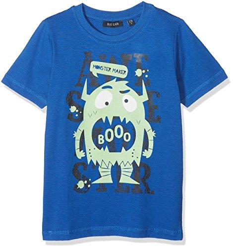 86d024074e blue seven T-Shirt RH, Camiseta para Niños, Azul (Ocean 530)
