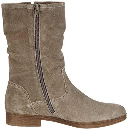 Gabor Shoes, Stivali altezza metà polpaccio Donna Grigio (Grau (ratto))