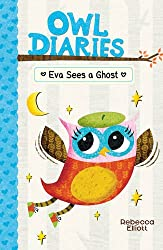 Eva Sees a Ghost (Owl Diaries)