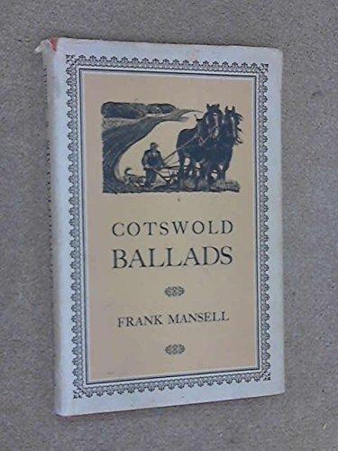 Cotswold Ballads.