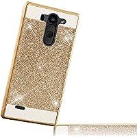 Sunroyal® Ammortizzante Cellulare Custodia per LG G3 (D855) Elegante Ultra