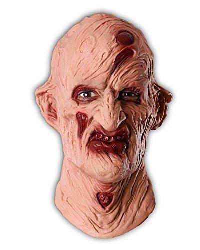Freddy Krueger Maske aus Schaumlatex incl. Halsteil