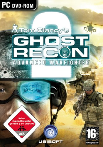 Tom Clancy's Ghost Recon - Advanced Warfighter 2 (2 Ghost Pc Recon)