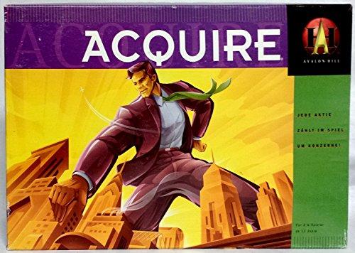 Avalon Hill 41305100 - Acquire