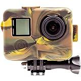 Xsories SLCL3A808 Housse de protection en silicone pour GoPro Multicouleur